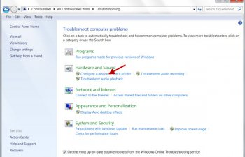 Troubleshoot and fix Windows Hardware and Devices problems with Troubleshooter